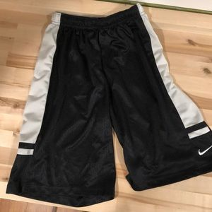 Black Nike Athletic Shorts